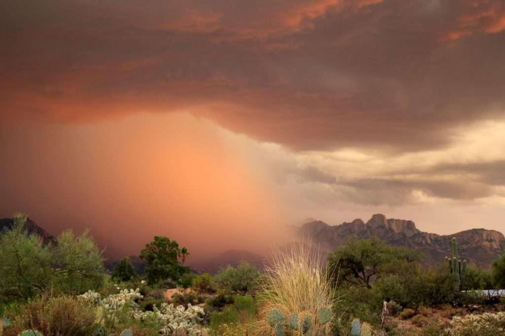 prepare for monsoon season in arizona