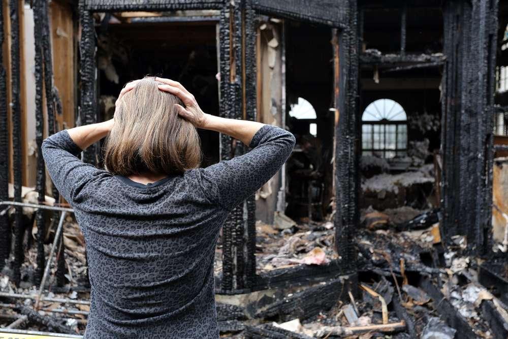 fire damage restoration phoenix, arizona