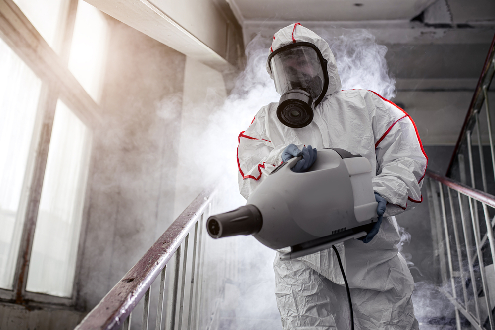 Decontamination and Disinfection – What's the difference